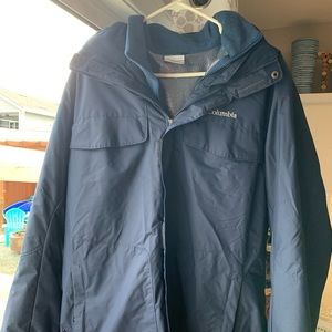 Columbia Men's Jacket (Multi Jacket)